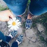Слипоны Wigwam для нее и для него