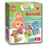 Фикси - игра Домино с Фиксиками VT2107-01 vladi toys влади тойс