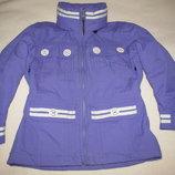 Куртка стильна брендова демі Adventure Line Оригінал Німеччина на ріст 104 см