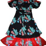 Красивое платье Laura Ashley р. 8