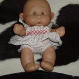 потрясающий анатомически корректный кукла-пупс Artesanal Gadir Испания оригинал клеймо 24 см