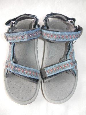 Спортивные сандали Teva р.40 дл.ст 26 24,5 см