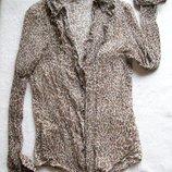 Блуза Peruna, шёлк 92%, размер M