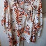 Цікава нова літня блуза 64 розміру