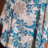 Шифонова блуза 60 розміру