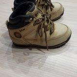 Кожаные ботинки Lee Cooper стелька15.5 см
