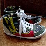 Детские кеды-кроссовки