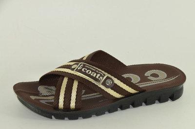Модная новинка Стильные мужские шлепки шлепанцы сандалии