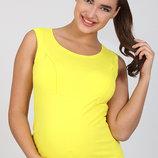 Облегающая майка для беременных и кормящих мам Silva