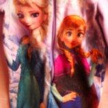 Флисовый слип пижама холодное сердце Frozen at George на 1-1.5 года