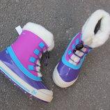 новые зимние ботинки Merrell. Оригинал. разм.39