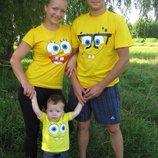 Семейный комплект Губка Боб, Спанч Боб