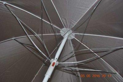 Уценка Торговый зонт система ромашка, диаметр 2,2, 2,5м, 3м.
