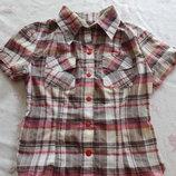рубашка женская летняя