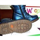 Ботинки Woopy Orthopedic демисезон