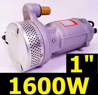 Насос фекальный для чистой и грязной воды 1600В Германия