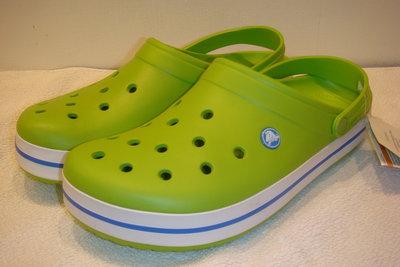 Кроксы crocs Crocband раз.US10