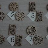 Заготовки для сережек. Серьги - основа