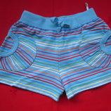 Яркие фирменные красивые шорты на 3-5лет