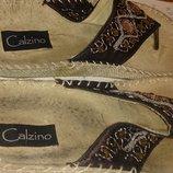 стильні чорні вєтнамки Calzino р40 нові