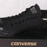 Converse стильные низкие мужские кеды Конверс