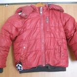 Фирменная куртка Zara kids 104-110 рост деми весна осень