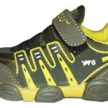 Зеленые кроссовки для мальчика