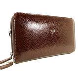 Клатч мужской классика clutch коричневый Desisan 256-019 Турция