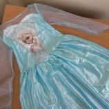 карнавал 7-8 лет фирменное утренник Disney Дисней принцесса эльза анна