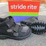 Новые демисезонные кожаные ботинки Stride Rite. разм.29-30