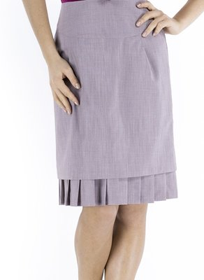 0fcbd272f53 Двухслойная классическая юбка от T. S. City по акционной цене. Previous Next