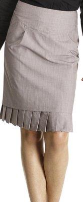818c8ec4e0a Двухслойная классическая юбка от T. S. City по акционной цене  329 ...