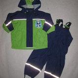 костюм дождевик непромокайка на 9-18 месяцев
