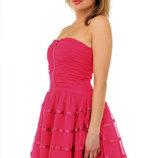 Эффектное платье KikiRiki Турция . Оригинал