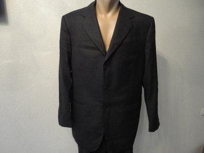 Классический серый пиджак Италия