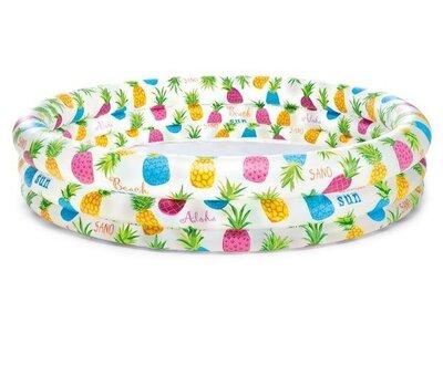 Детский надувной бассейн Intex 59431 ананасы