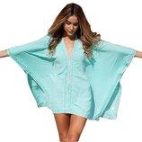 пляжная туника женская Ажурная секси пляжное платье купальник женский