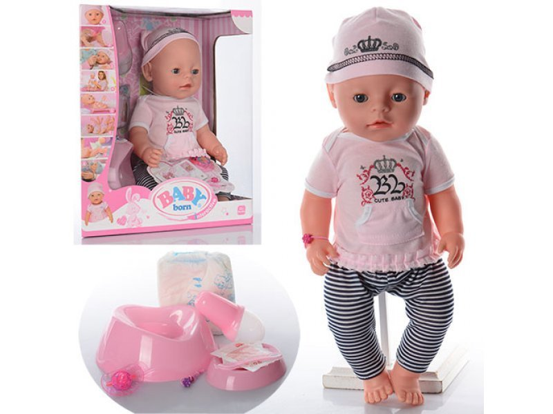 кукла-младенец Беби Борн