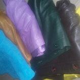 Кожаные куртки пиджак на любой вкус