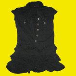 Хб платье,рост 152 см,YD