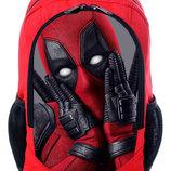 Школьный рюкзак купить принт Дэдпул Deadpool выбор