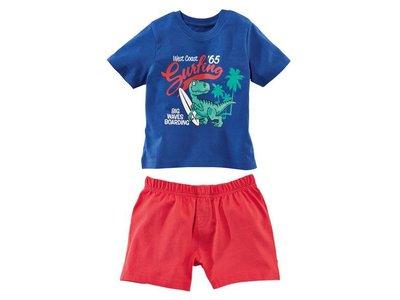 Продам летние костюмы комплекты на мальчика немецкой фирмы Lupilu Лупилу