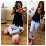 Стильные летние женские джинсы