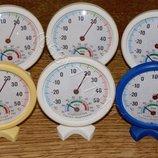 Механический гигрометр-термометр для измерения влажности