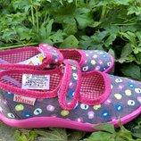 Тапочки Vitaliya с вышивкой