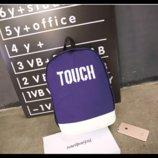 Современный тканевый рюкзак Touch