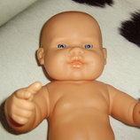 новорожденный анатомически корректный младенец пупс Falca Испания оригинал клеймо 42 см