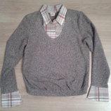 Женский свитер для беременных