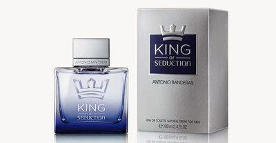 Antonio Banderas King Of Seduction 100 мл для мужчин весна,осень