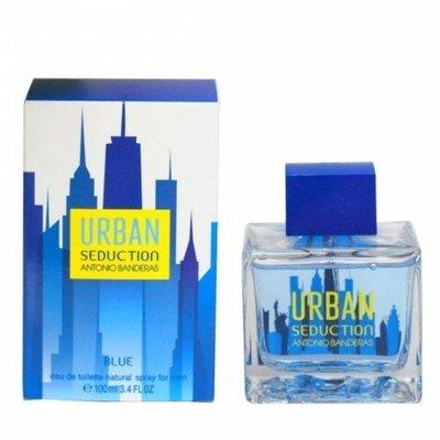 Antonio Banderas Urban Blue Seduction For Men 100 мл для мужчин для всех времен года